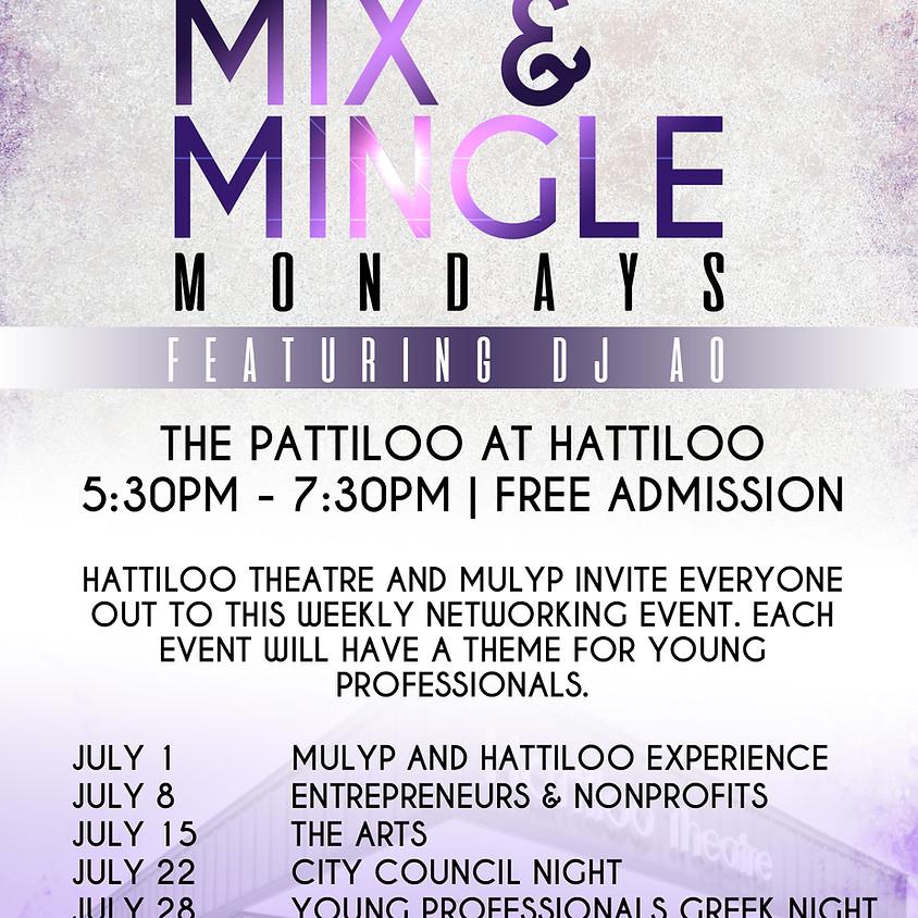 Pattiloo at Hattiloo: Meet the Candidates