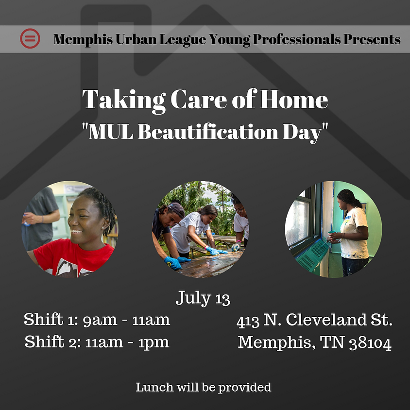 """Taking Care of Home: """"MUL Beautification Day"""""""