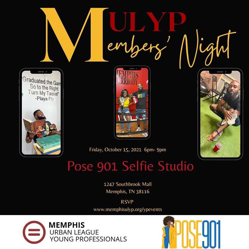 MULYP members night at Pose 901