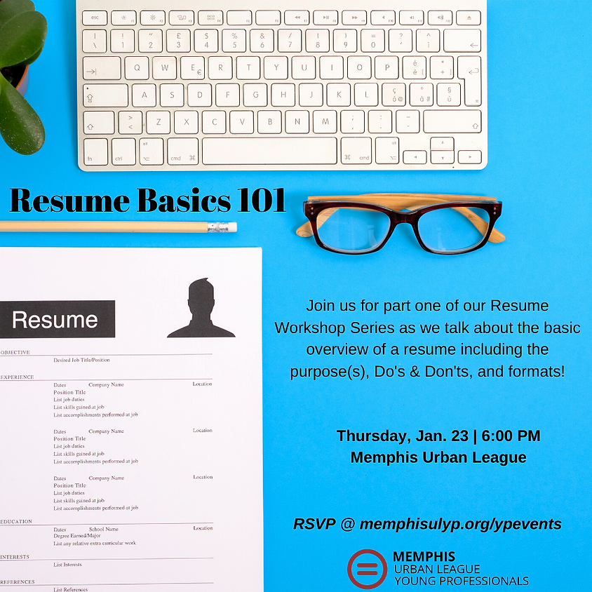 Resume Basics 101