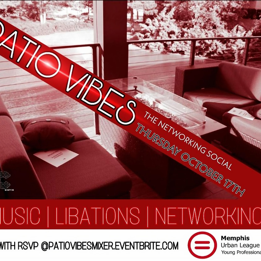 Patio Vibes: The Networking Social