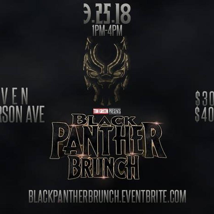 Black Panther Brunch