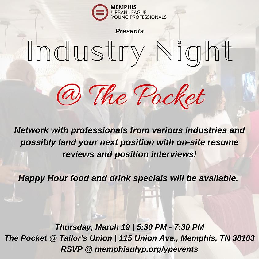 Industry Night @ The Pocket