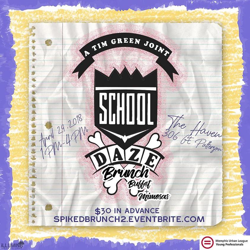 A School Daze Brunch