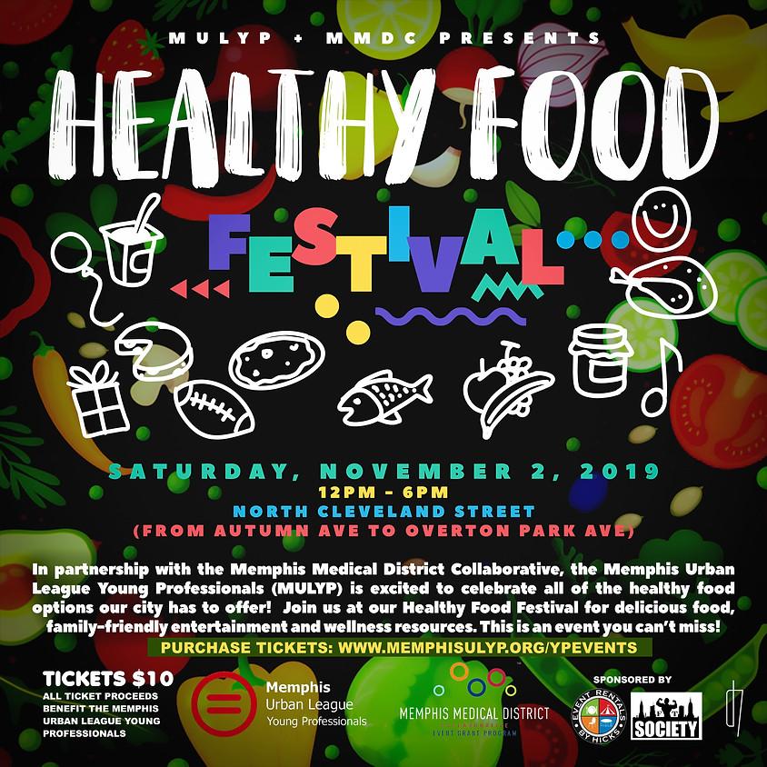 MULYP Healthy Food Festival