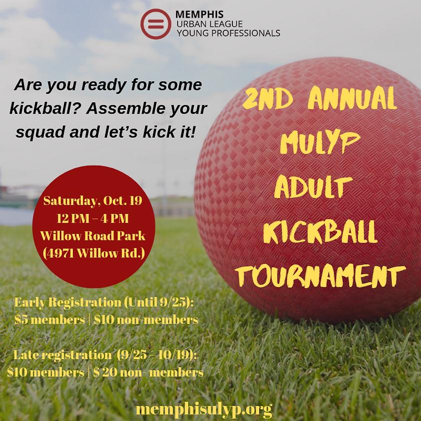2nd Annual MULYP Adult Kickball Tournament