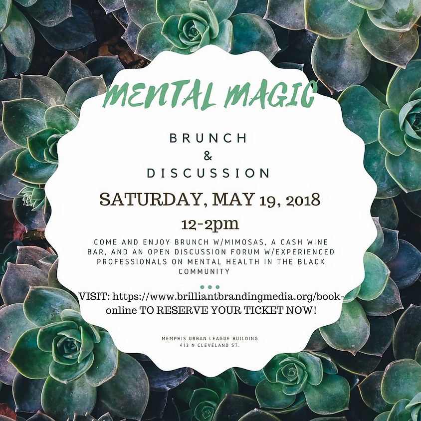 Mental Magic Brunch & Discussion