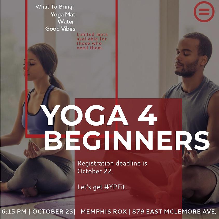 YOGA 4 Beginners