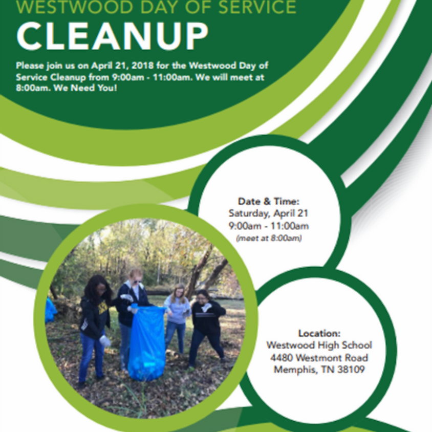 Westwood Day of Service Neighborhood Cleanup Event