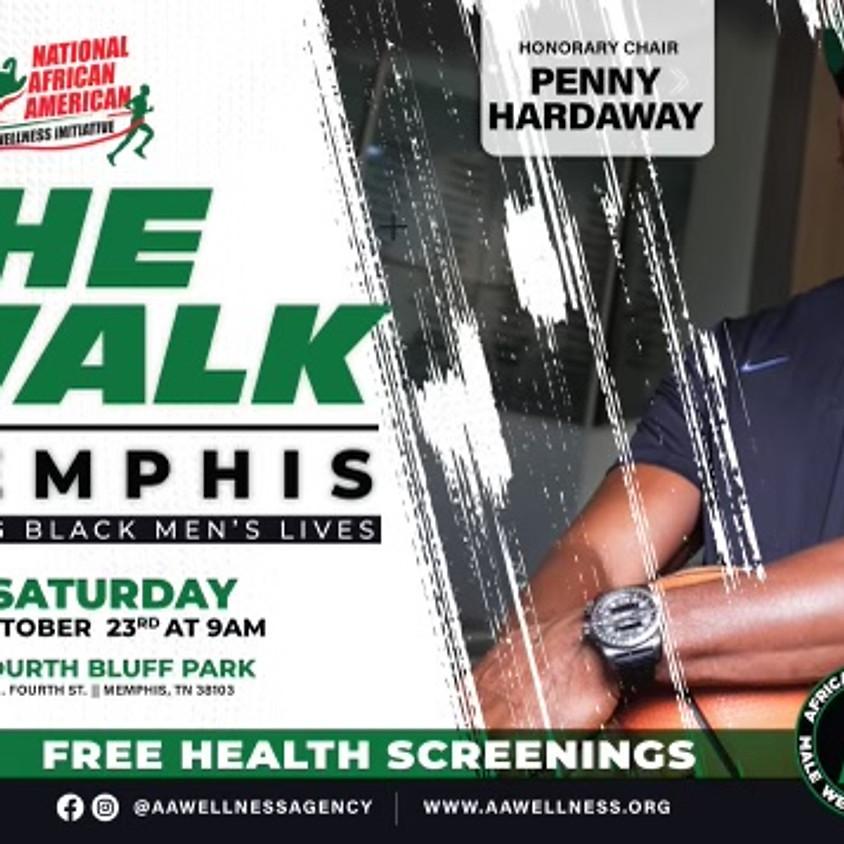 African American Men's Wellness Walk Memphis