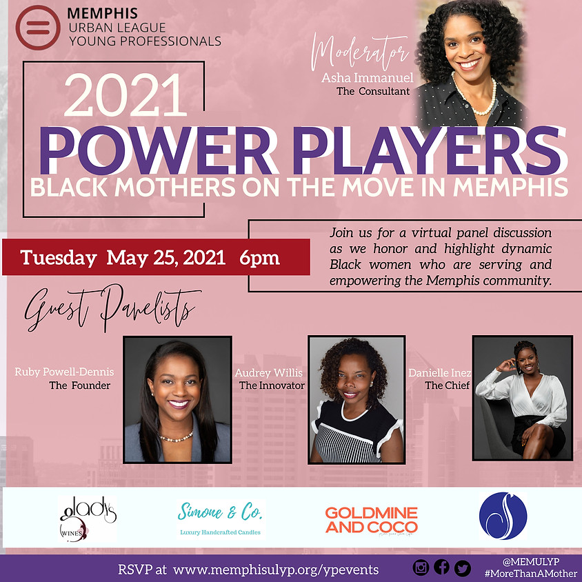 """MULYP Presents """"Power Players"""" 