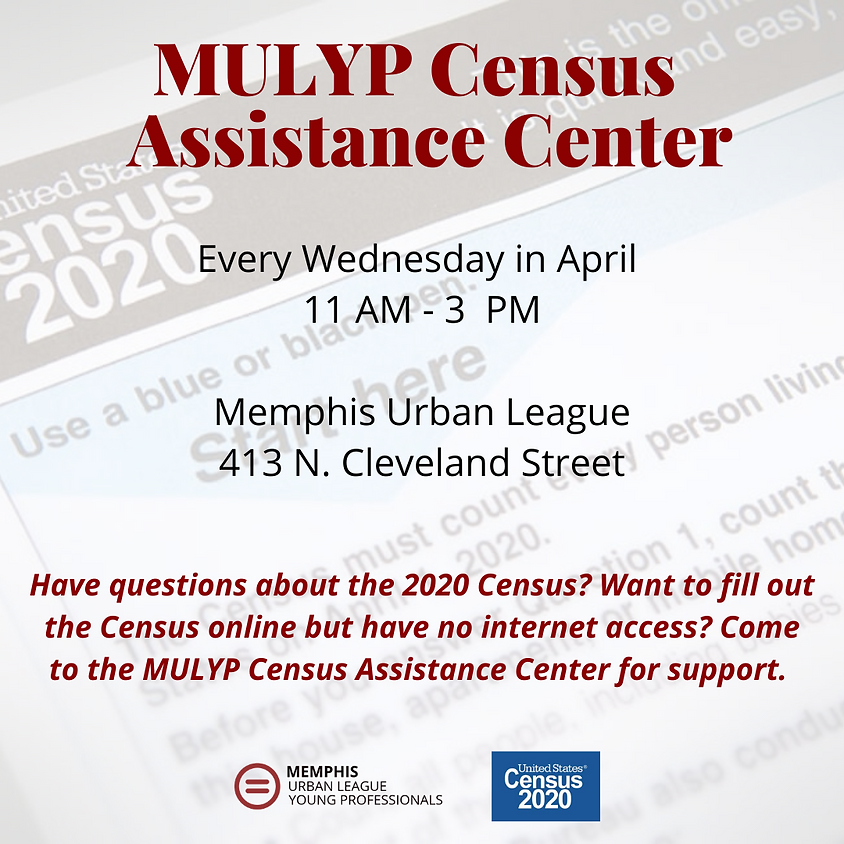 MULYP Census Assistance Center