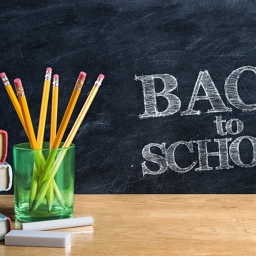 MULYP Back To School Drive (August 11th)