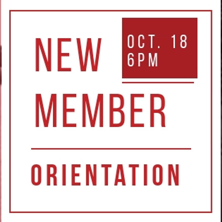 MULYP Fall Member Orientation