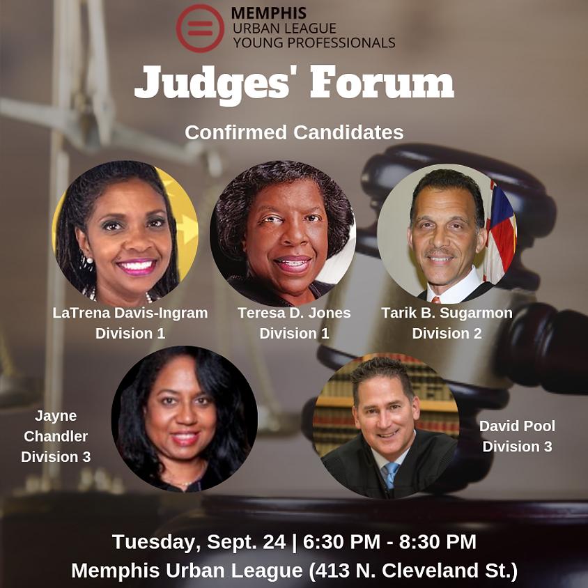 MULYP Judges' Forum