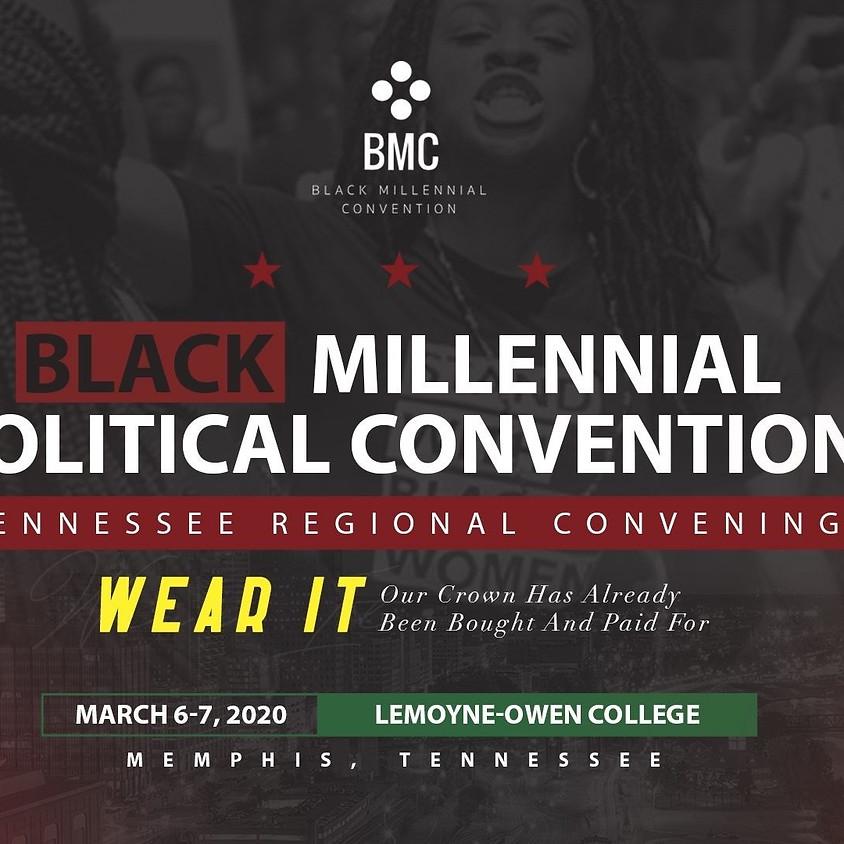 Black Millennial Political Convention - Tennessee Regional
