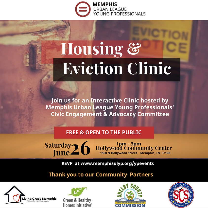 Housing & Eviction Clinic