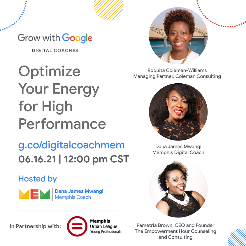 Optimize Your Energy For High Performance