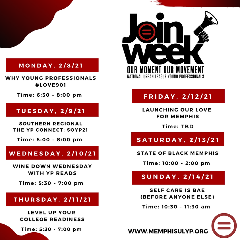 Join Week 2021