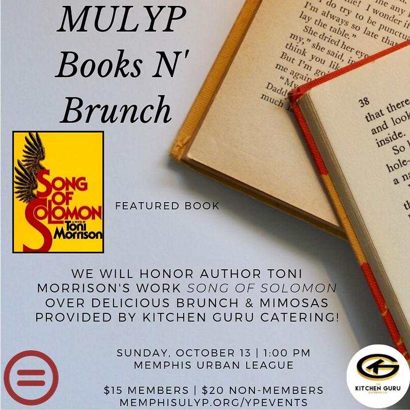 MULYP Books N' Brunch