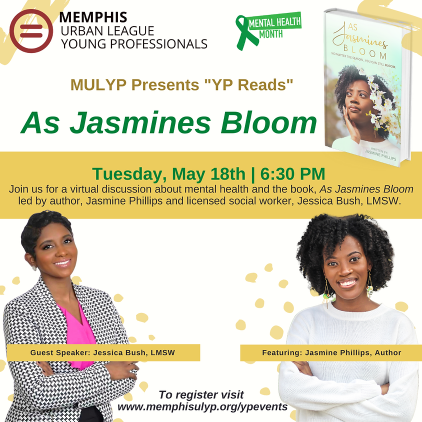 "MULYP Presents ""YP Reads"" 