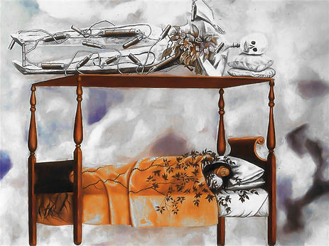 the-dream-the-bed-by Frida Kahlo-2.jpg