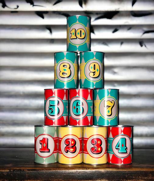 """Tin cans"", 2019 28/38cm Chromalux Metal Print Edition 1/5 700$+tax"