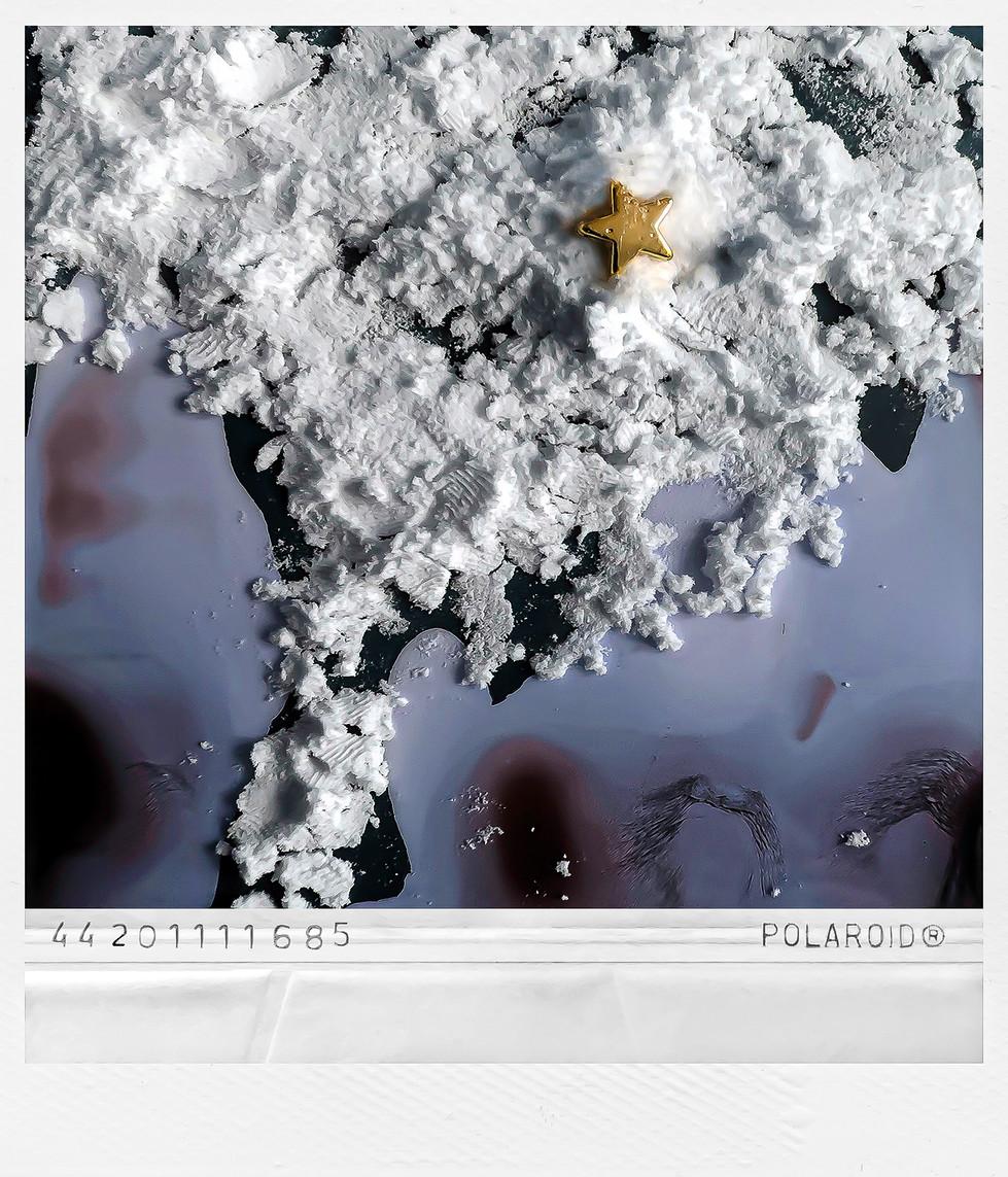 'stardust' 2019. mixed media  60/70cm  2,900$  edition 1/5  18/21cm  600$     edition 1/5