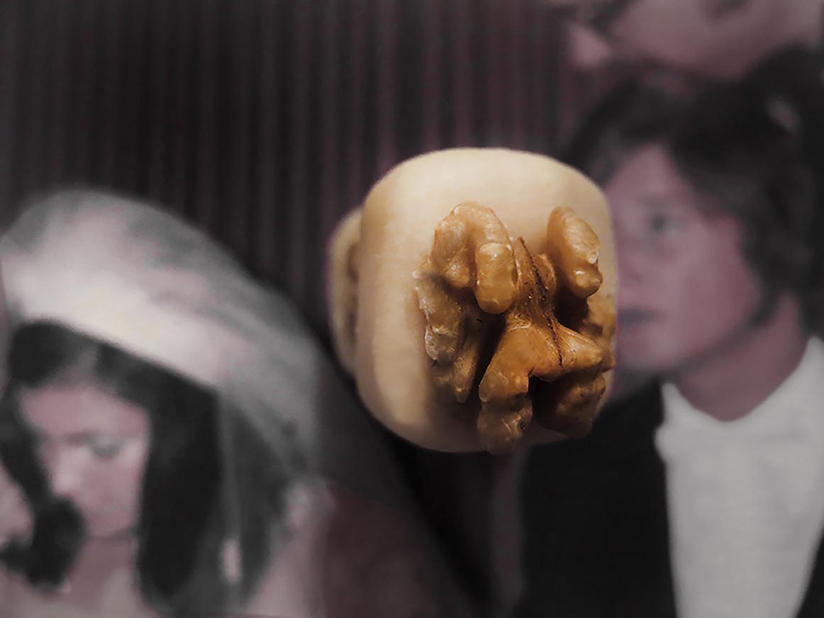 "Hard candy series. ""The wedding #2"" Chomalux print 30/40cm, Edition 2/5 1100$+vat"