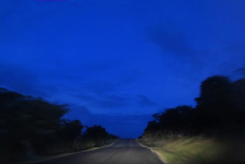 "Evidence Zero series. ""That road"" 2016 50/70cm, archival pigment print Edition 2/7 1,850$+vat, framed"