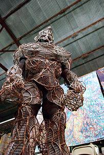 Performance sculpture 2