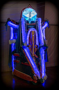 Performance sculpture 1