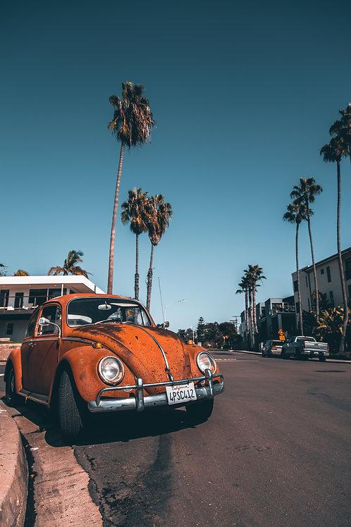 En cocs à San Diego
