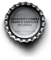 creativity comes from a conflict of idea