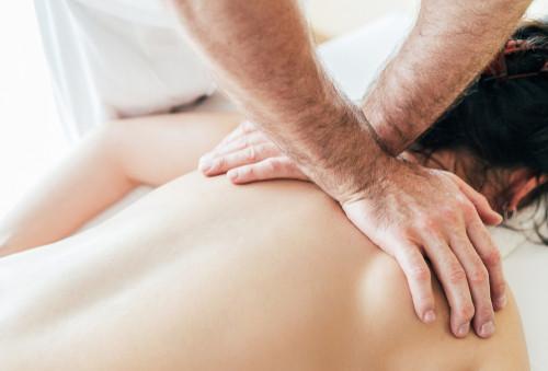 Myofascial Release Massage