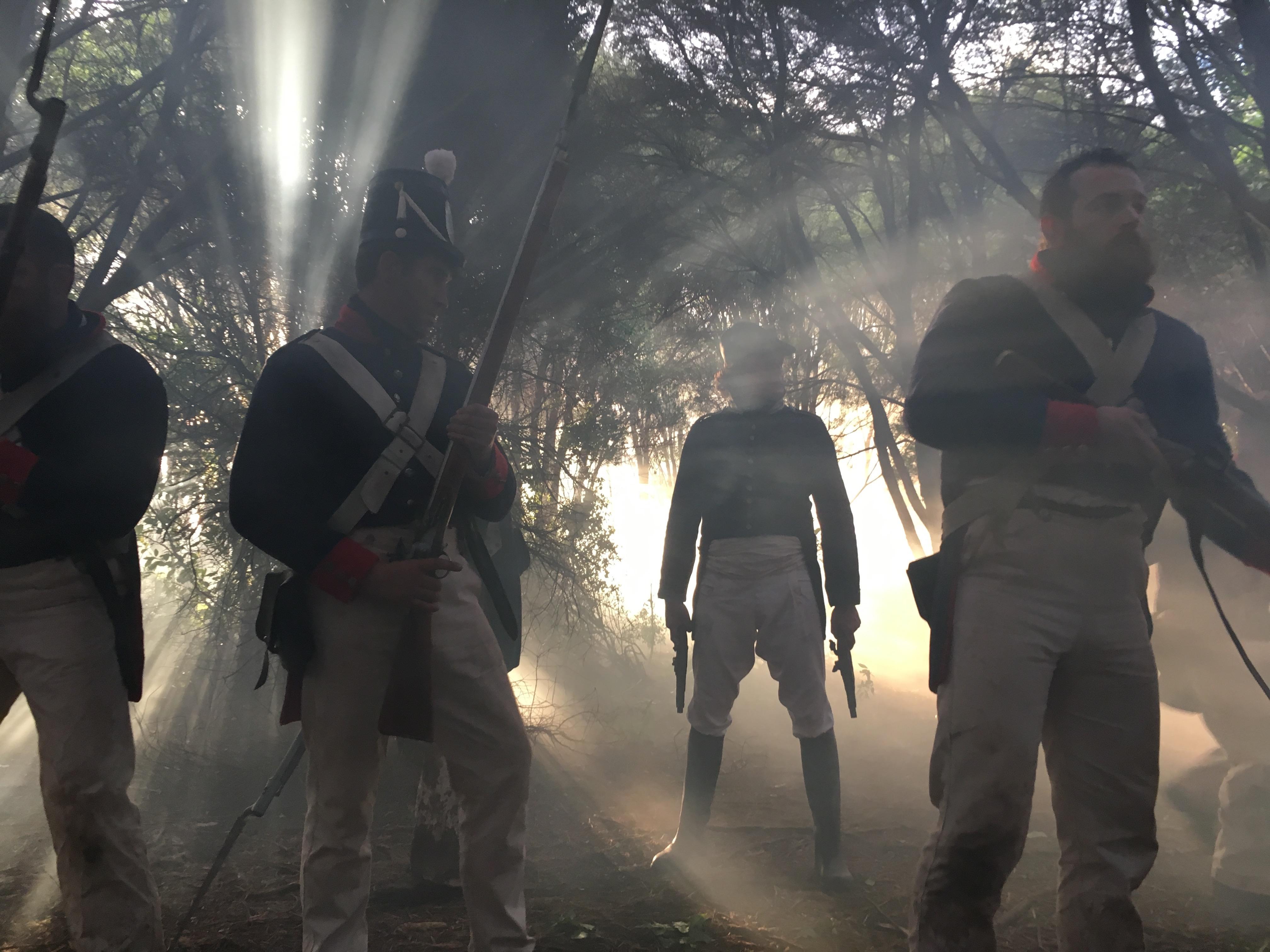 frontiersoldierforest