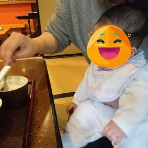 1/27キッチン圓レッスンと離乳食の話