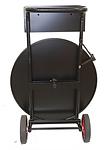 poly strap cart