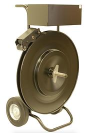 HD banding cart steel
