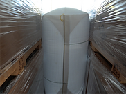 international dunnage square polywoven airbag