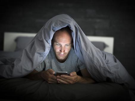 La dépendance aux smartphones ruine le sommeil, selon une étude
