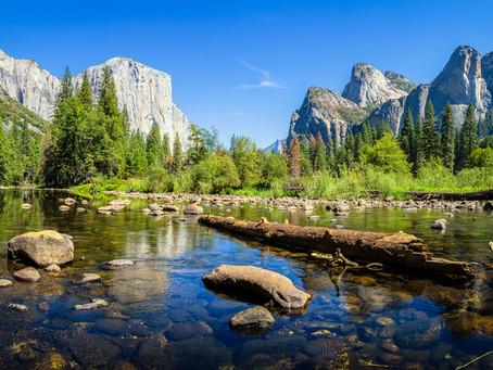 Voyage virtuel: Explorer les magnificences du parc national Yosemite en Californie