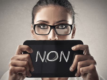 Dire non : les psychologues enseignent comment avoir plus de discipline