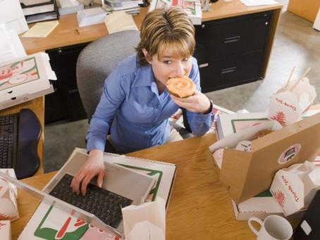 Trouble alimentaire dû au stress: 5 stratégie pour ralentir