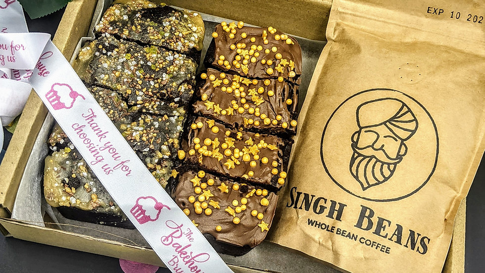 Brownie Coffee Bundle