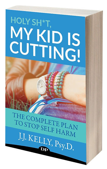 Holy Shit My Kid is Cutting