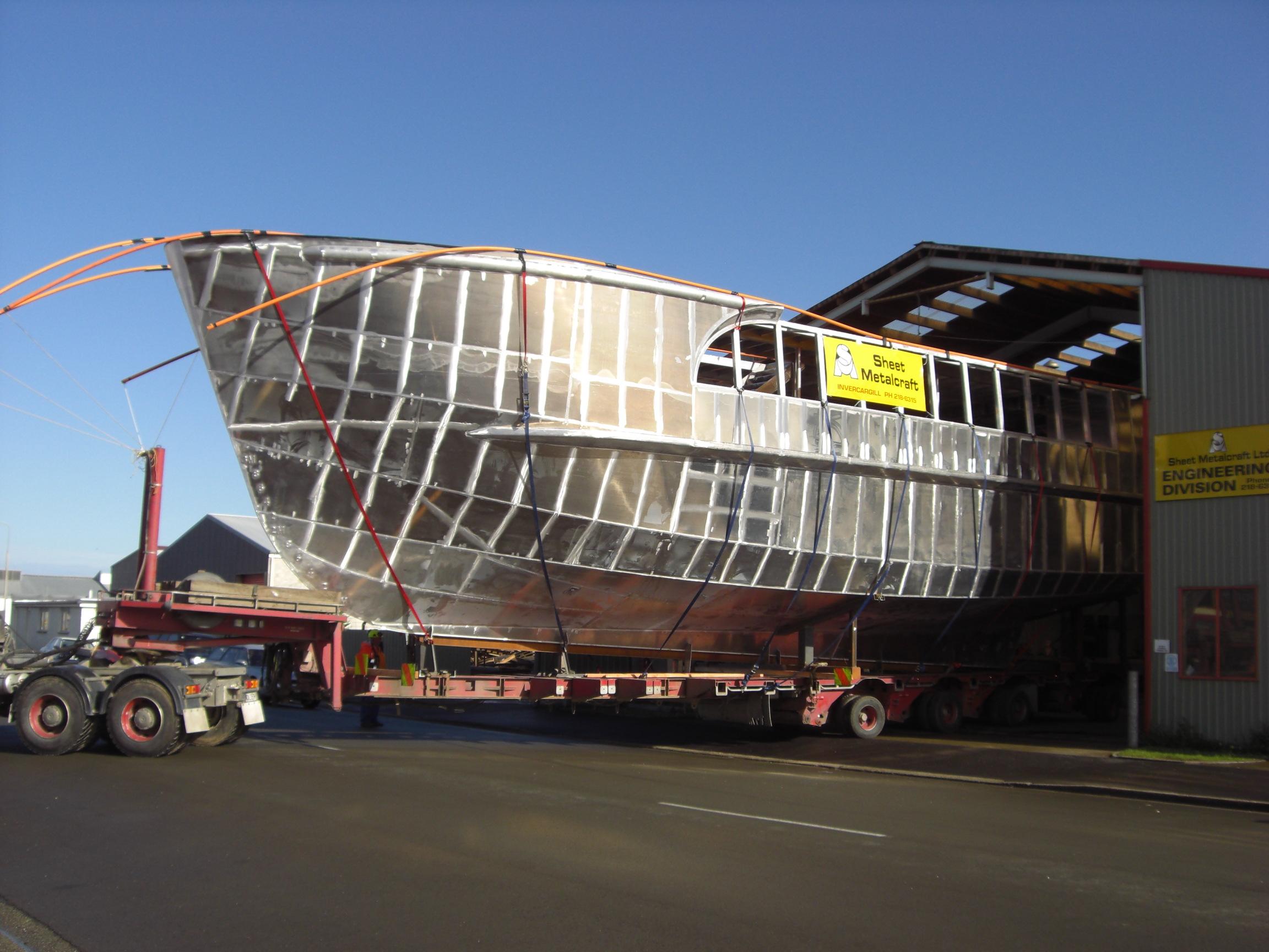 Milford Boat
