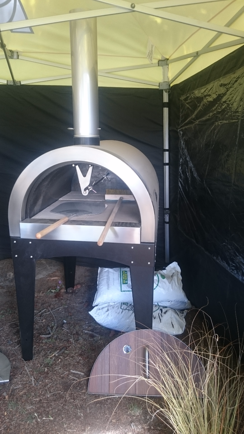 Standard Full Option Pizza Oven
