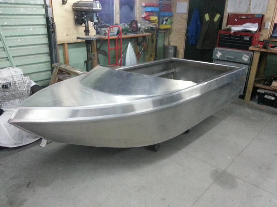 3m Jet Boat