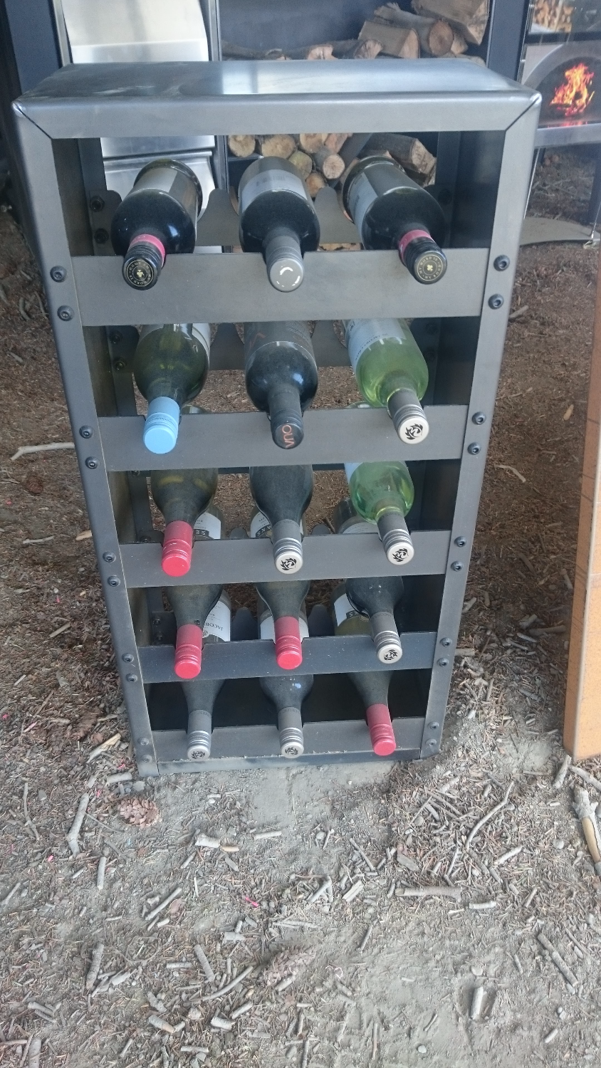Wine Rack - Weldless